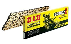 DID-520DZ-120-Gold-Chain-with-Connecting-Link-120-Links-YAMAHA-YZ-YZF-CRF-KXF