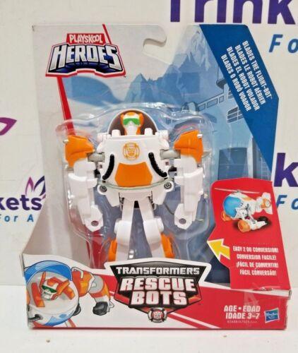 lames le vol-BOT Hélicoptère TRANSFORMERS playskool Rescue Bots Heroes