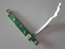Genuine Toshiba Equium A210 A200 Touchpad Buttons Board V000100200- 832