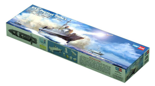 Hobby Boss 3482005 USS Pegasus PHM-1 1:200 Modellbau Modell Schiff Schnellboot