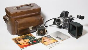 hasselblad 500C 2 1/4 Film Camera Outfit