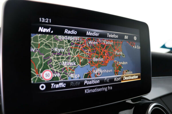 Mercedes C250 d 2,2 AMG Line stc. aut. 4Matic billede 14