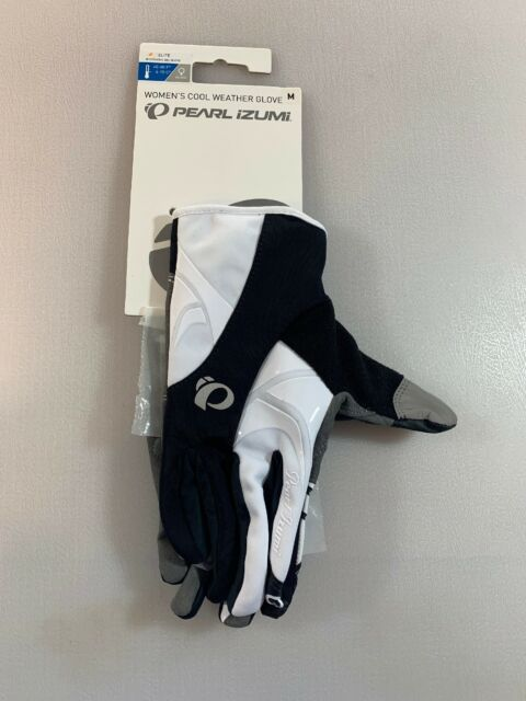 Pearl Izumi Elite Cool Weather Full Finger Cycling Gloves Small S 6352