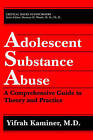 Adolescent Substance Abuse: A Comprehensive Guide to Theory and Practice by Yifrah Kaminer (Hardback, 1994)