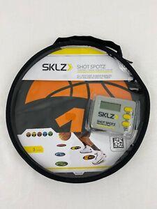 SKLZ Shot Spotz Basketball Training Markers with Digital Timer New