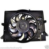 2002 Ford Thunderbird Radiator Hydraulic Cooling Fan & Motor 6w4z8c607a on sale