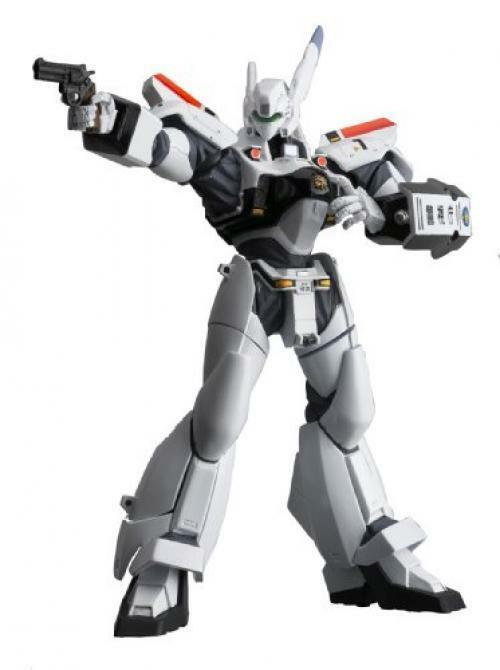 NEW Legacy of Revoltech LR-005 Mobile Police PATLABOR AV-98 INGRAM 1 Figure F S