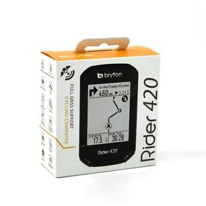 Bryton-Rider-420E-Wireless-GPS-GNSS-ANT-BLE-Bike-Bicycle-Cycling-Computer