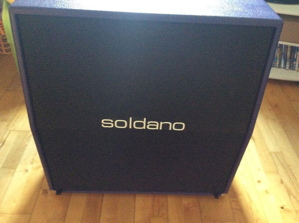 Guitarkabinet, Soldano