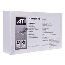 ATI TV Wonder VE PCI Analog (NTSC) TV Tuner Card
