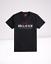 Hollister-Men-039-s-logo-Applique-T-shirt-Graphique-A-Manches-Courtes-T-shirt-livraison-gratuite miniature 4