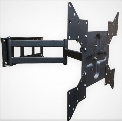 "K2-A3-B Full Motion Extra Long Arm Mount 26/"" /& Larger HDTVs"