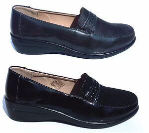 Caricamento dell immagine in corso scarpe-donna-classiche-tacco-basso-scarpe -comode-morbide- 8f583b94cc9