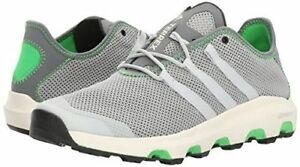 043fe3fb46a Adidas Terrex CC Voyager Men s Running Hiking Shoes Grey Clear Green ...