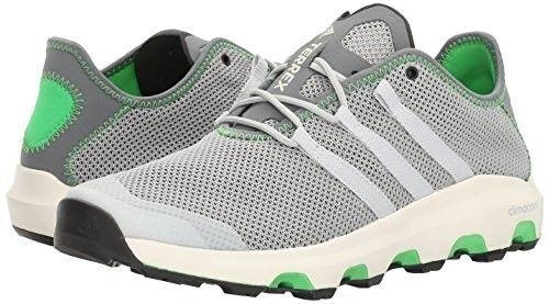 best website c9145 1ea01 Adidas Terrex CC Voyager Men's Running Hiking Shoes Grey/Clear Green BB1894