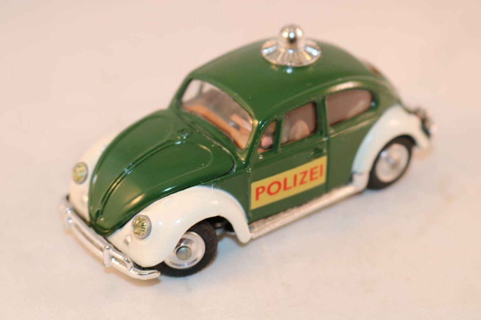 Corgi Toys 492 Volkswagen Kever Beetle Kafer Polizei very very near mint