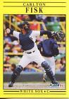 1991 Fleer Carlton Fisk #118 Baseball Card