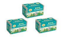 3 x 20 Tea Bags MAHARISHI AYURVEDA Tranquilitea Tea  (60 tea bags in total)
