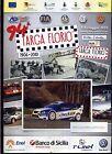 94 TARGA FLORIO 2006 RALLY INTERNAZIONALE DI SICILIA PROGRAMMA