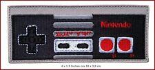 Game Controller Nintendo Retro Classic Cap Backpack Applique Patch. Iron on