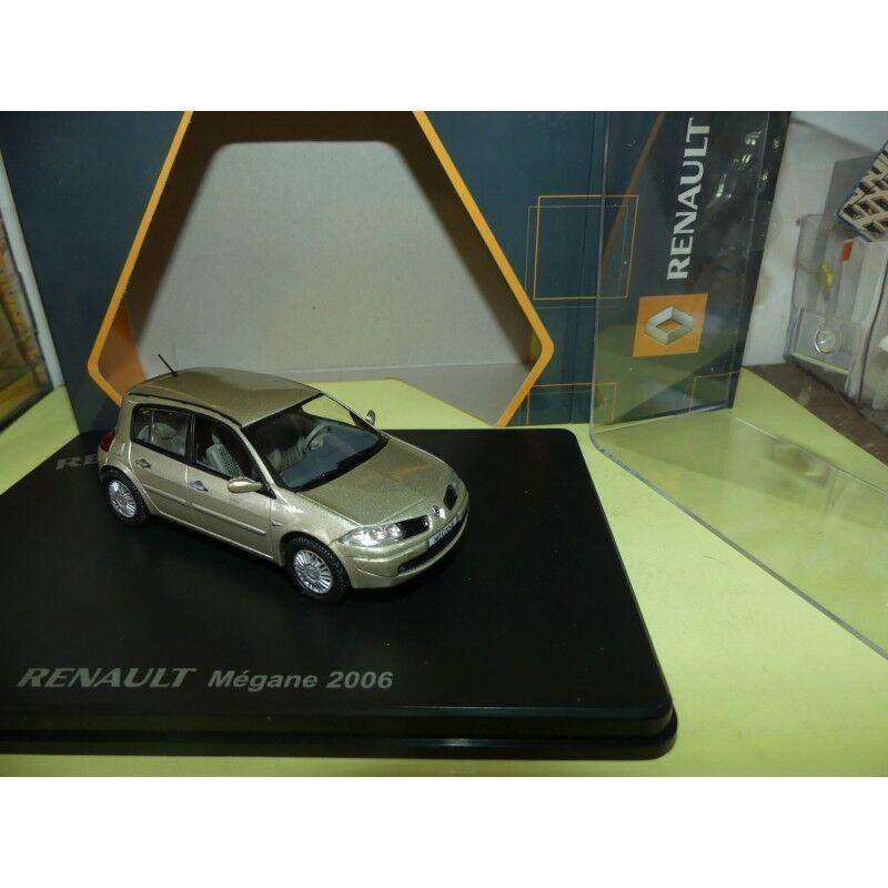 muchas sorpresas Renault Megane Megane Megane II fase 2 2006 beige poivre Eligor 1 43  Venta en línea de descuento de fábrica