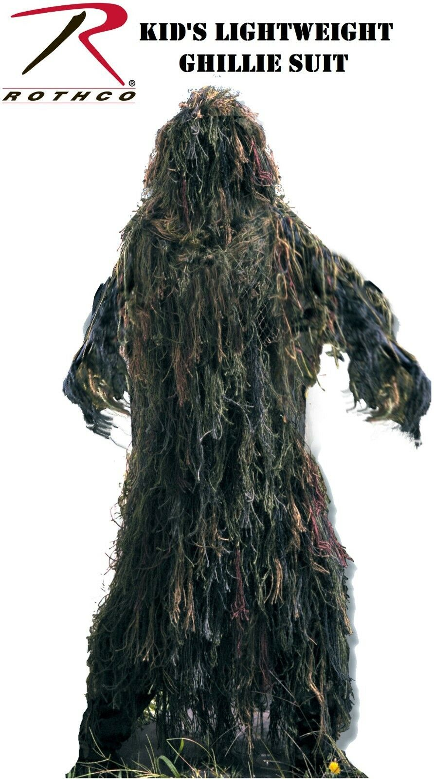 Army kid's ghillie suit youth sizes kids lightweight all purpose  64128 redhco  the best online store offer