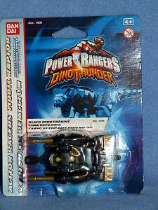POWER-RANGERS-DINO-THUNDER-BLACK-DINO-CHARIOT-NEW-DIECAST