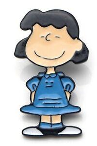 Charlie Brown Lucy Character Metal Enamel Pin | eBay