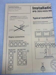 2012 Volvo Penta Service Manual 47702213 Installation Procedure EVC