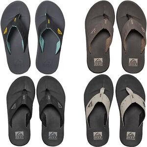 03a9cb1f Reef Mens Phantoms Holiday Beach Pool Flip Flop Thongs Sandals | eBay