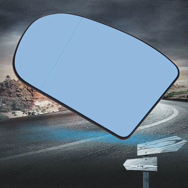 Right Driver Side Heated Asph Wing Mirror Glass for MERCEDES S-Class W221 05-09