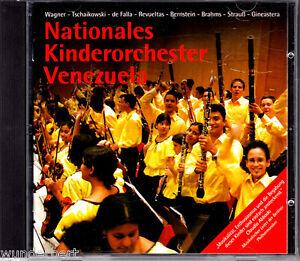 CD-034-Nationales-Kinderorchester-VENEZUELA-034-sehr-guter-Zustand