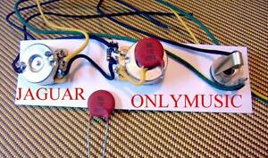 s l300 compatible with fender jaguar 60's repro vintage wiring harness ebay vintage wiring harnesses at gsmx.co