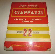 Calendario perpetuo Roy Vercelli CIAPPAZZI Castroreale Terme Messina