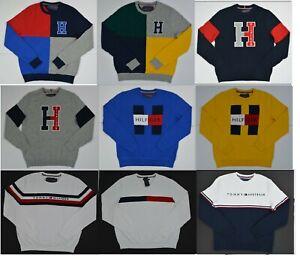 NWT-Men-039-s-Tommy-Hilfiger-Pullover-Sweater-Listing-3-XS-S-M-L-XL-XXL