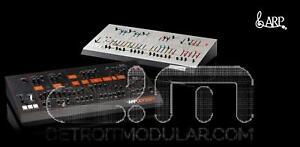 Korg-Arp-Oddysey-Schreibtisch-Schwarz-Analog-Synthesizer-Neu-Detroit-Modular