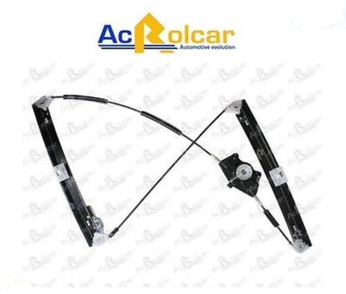 AC ROLCAR 013919-G Alzacristallo ant.sx Audi A4
