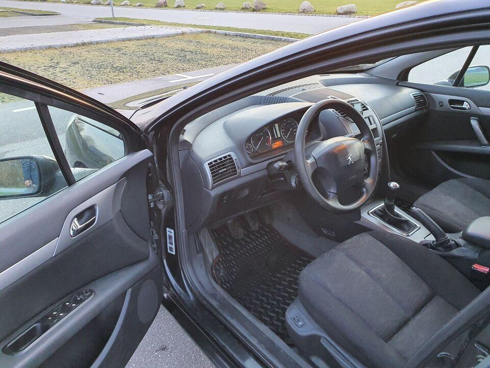 Peugeot 407 1,6 HDi XRB SW Diesel modelår 2006 km 280000