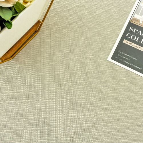 Tablecloth Rectangle Table Cloth Cotton Linen Wrinkle Free Anti-Fading Embroide