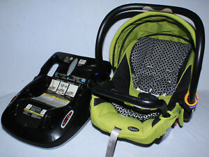 1b79ff58132b GORGEOUS Combi Shuttle 33 Infant Car Seat w BASE - Wasabi Noche ...