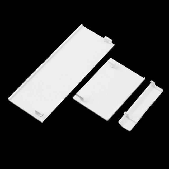 For Nintendo Wii Console System Replacement Door Slot Cover Lid Part White HOT