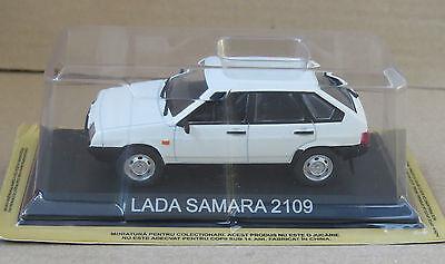 LADA samara 2109 BAL34H Voiture 1//43 IXO DEAGOSTINI Balkans
