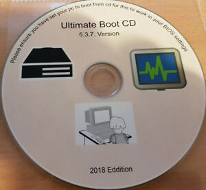 Details about Ultimate Boot CD Restore, Repair, and Recovery for Windows XP  Vista 7 8 10