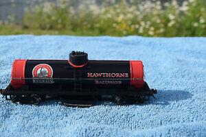 Details about Hawthorne Village Texas Rail Express Masterpiece Railways  Tank Train Car