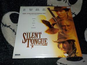 Silenzioso-Lingua-Laserdisc-Ld-Sam-Shepard-River-Fenice-Ordini