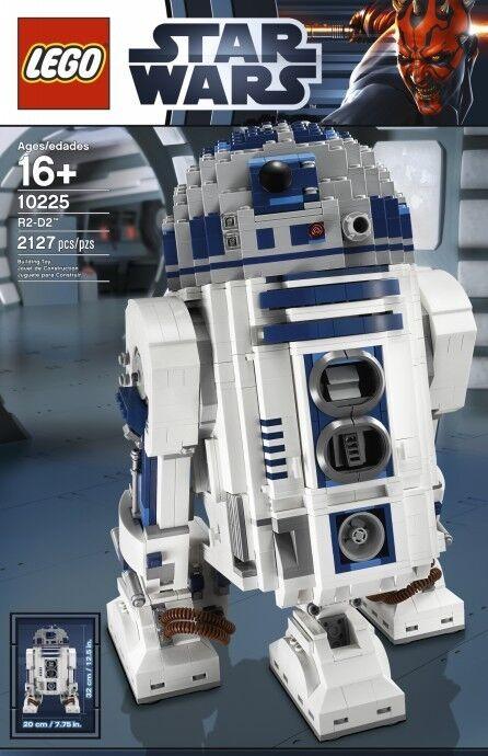 LEGO 10225 R2-D2  - 2012 estrella guerras UCS - nuovo In scatola - Sealed - Retirosso  prezzo più economico