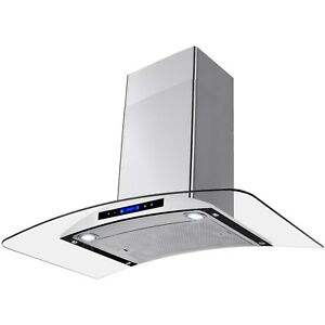 36 Quot Wall Mount Stainless Steel Kitchen Range Hood Stove
