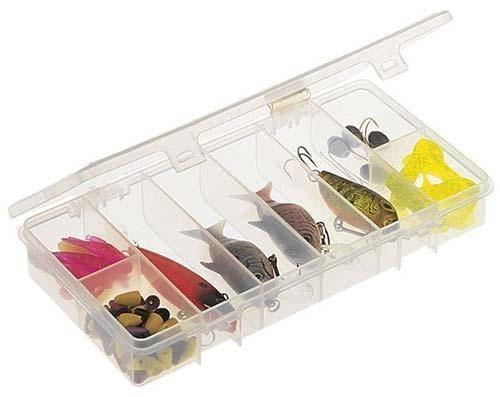 Plano Pocket StowAway 8 Compartment Box