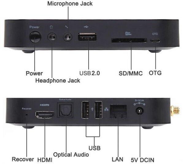 Minix Neo X8H Plus
