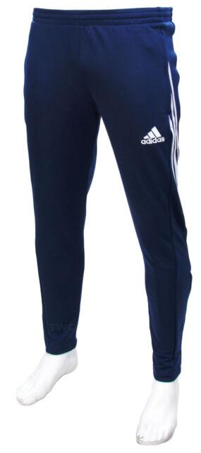 8d542157 adidas Boys Kids Sereno Training Tracksuit Bottoms Pants Trousers ...